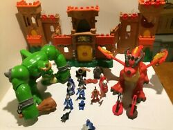 2012 Fisher Price Imaginext Castle