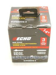 Echo 3-pack Chainsaw 14 Chains, Cs-303t 310 330t 341 352 355t 360t 370/f