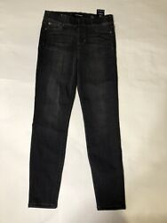 Liverpool High Rise Ankle Skinny Jeans 6/28