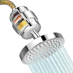 Shower Head Stage Filter Feelso High Output Hard Water Best Sale Premium Gift