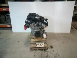 Engine 3.5l Without Turbo Vin 8 8th Digit Fits 15-16 Ford F150 Pickup 5052589