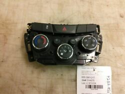 Temperature Control Without Heated Seat Fits 17 Trax 4819646