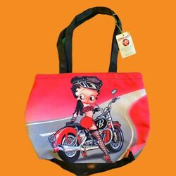 2000s betty boop motorcycle purse bag $40.00