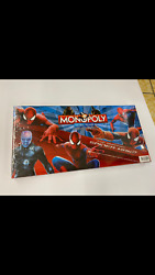 Monopoly Spider Man Board Games Fun Family Game