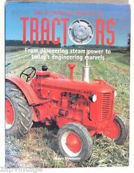 Robert Moorhouse The Illustrated History Of Tractors Us 1996 Quintet Pub Nm