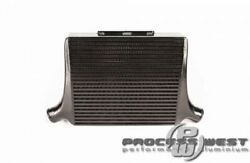 Process West Stage 3 Intercooler Core For Ford Falcon Fg-blackpwfg03b-core