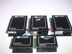 Charles Marine Products C-phone - 3 Master Control Units + 2 Expansion Modules