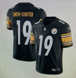 Juju Smith-schuster Pittsburgh Steelers Nike Youth Game Jersey - Black - New