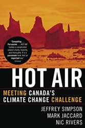 `simpson Jeffrey`-hot Air Meeting Canada`s Climate Change Challenge Book New