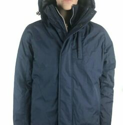 Spire By Galaxy Presidential Ii Jacket With Detachable Hood Mens Size Small