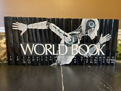 World Book Encyclopedia 2018, 22 Volume Spinescape Set By World Book, Inc.