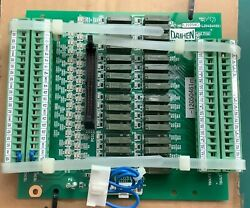 Otc Daihen L22254c00 Relay Unit Board Cable For Fd Series Robot Arm