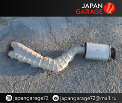 Front Exhaust Pipe Toyota Altezza Gita 2001 Ta-gxe10w 1741070260 For Sedan Too