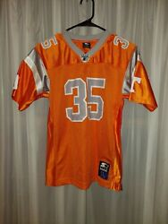 Starter Tennessee Vols Volunteers Football Jersey 35 Youth Large 14-16