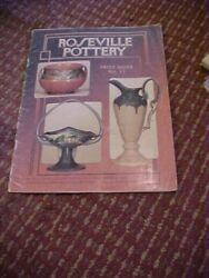 Roseville Pottery Price Guide No. 11 By Huxford 1997