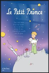 Le Petit - The Little - Framed Poster French Book Cover