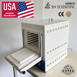 Sh Scientific Laboratory Muffle Furnace 1050℃ 7l Annealing And Combustion 220v