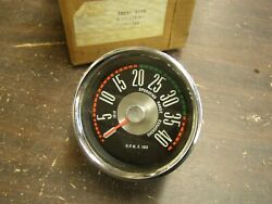 Nos Oem Ford 1961 1966 Large Truck Tach Tachometer 1962 1963 1964 1965