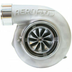 Aeroflow Boosted 6662 1.0 Turbo 450-850hp Natural Cast Reverse/v-band In/out