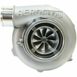 Aeroflow Boosted 5855 1.0 Turbo 400-750hp Natural Cast Reverse/v-band In/out