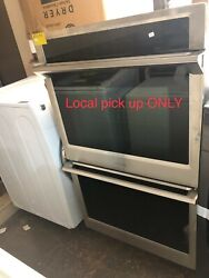 Samsung 30 Inch Electric Double Wall Oven With 5.1 Cu. Ft. Capacity Nv51k6650ds