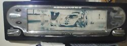Sony 5 Ft By 1 1/2 Ft Advertising Store Display Sign Tested Working Man Cave