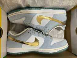 Sean Cliver Andtimes Nike Sb Dunk Low Holiday Special Dc9936-100 Men Us 7 - 12