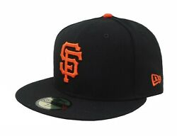 New Era 59fifty Mens Mlb Cap San Francisco Giants On Field Fitted Big Size Hat