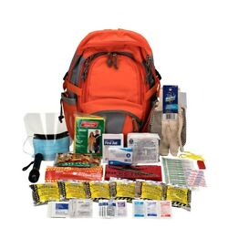 Emergency Backpack Bug Out Bag Survival Kit Prepper Gear Supplies First Aid Camp