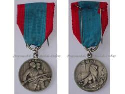 France Ww1 Medal Arras Battle 1914 8 Military Campaign French Decoration Rare Vs
