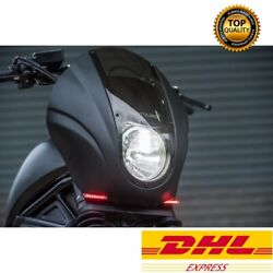 Wind Shield Light Cover And Turn Signal Motolordd Fits Honda Rebel Cmx 300 500