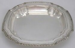 And Co. Sterling Silver Tray Very Heavy