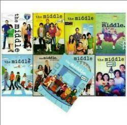 The Middle Complete Series Seasons 1-9 Dvd 27-disc Set