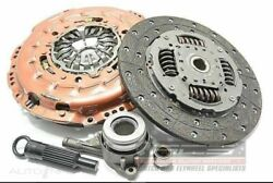 Xtreme Heavy Duty Clutch Kit Suits Bt50 2.2l Td P4at 2011 On