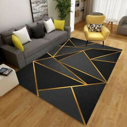 2021 Autumn And Winter Living Room Washable Carpet Modern Printing Living Room