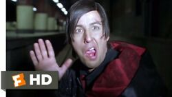Little Nicky - Adam Sandler Polo Shirt First Outfit, Train Scene