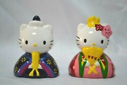 Sanrio Hello Kitty And Daniel Japanese Traditional Festival For Girl From Japan