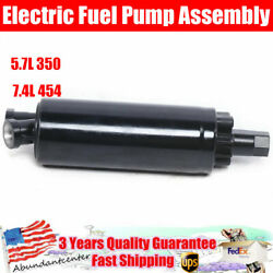 Electric Fuel Pump Assembly For Carter Indmar Pcm Crusader Marine Power 438603