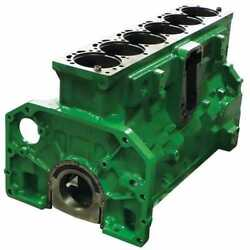 Remanufactured Bare Block Compatible With John Deere 9430 6135