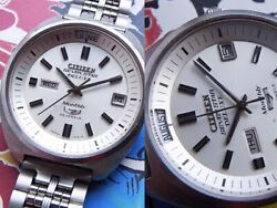 Citizen Seven Star Overhaul Deluxe Monthly Automatic