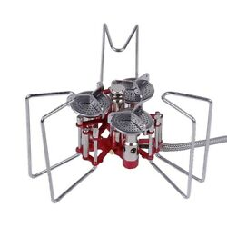 Outdoor Camping Folding Gas Stove 5800w Only 298g Bl100-b6-a Survival Cook