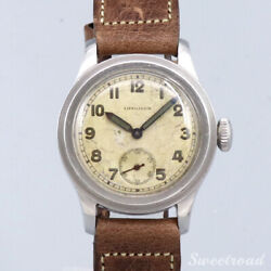 Longines Vintage Cal.10.68z Tre-tacche Manual Winding