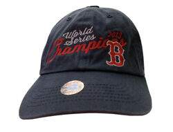 47 Forty Seven Brand Boston Red Sox 2013 World Series Hat Adjustable 1 Size Nwt