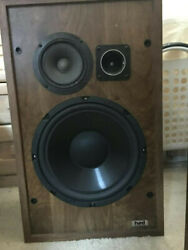 Vintage Cerwin-vega High Fidelity Stereo Speakers Pair Excellent Condition