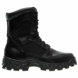 Rocky Alpha Force 8 Inch Waterproof Mens Work Safety Shoes Casual