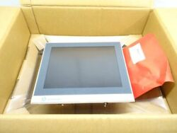 Beckhoff Cp2712-0010 Multitouch Panel Recessed Pc Intel Atom E3827 175 Ghz