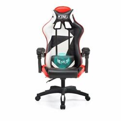 Adjustable Gaming Computer Chair Home Office Internet Height Gamert Racing Style