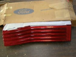 Nos Oem Ford 1975 1978 Mercury Grand Marquis Tail Light Lamp Lens 1976 1977