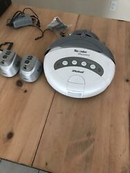 Generation 1 Roomba White Comes With Everything From Box