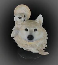 Artic Totem Fine Art By Rick Cain, Limited Edition 1154/2000 Fine